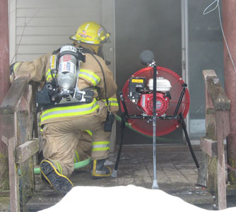 2009 PPV training. Picture 1 of a series.