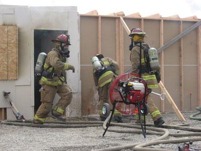 2011 ventilation training in Spokane, WA