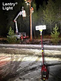 Click for more photos, all courtesy of Kootenai Electric Coop (Idaho).
