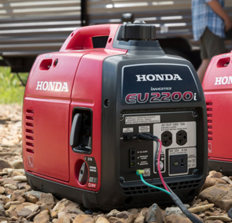 Superior Image Of EU2200i Generator Courtesy Of Honda Power Equipment