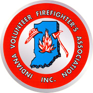 Logo of the Indiana Volunteer Firefighter's Association, Inc. logo (IVFA)