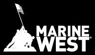 Marine West logo courtesy marinemilitaryexpos.com
